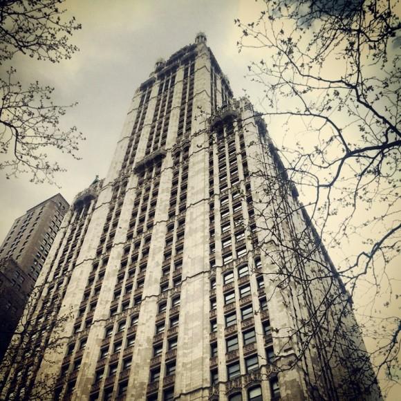 03. Nueva York. Woolworth Building. Foto: Pablo Canén.