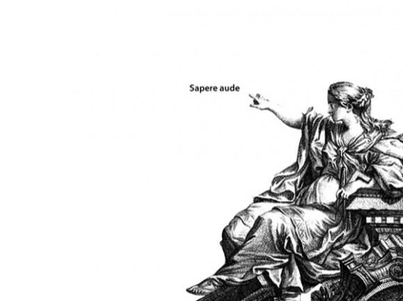 01. Intervención gráfica de la autora del artículo sobre imagen del Ensayo sobre Arquitectura de Laugier. 2014. Montevideo. De Horacio a Laugier. Ensayo sobre arquitectura (Laugier)