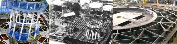 01. Construcción de la mediateca. Imágenes de archivo.