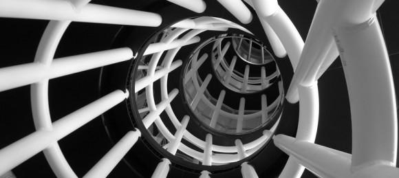 02. Interior de la Mediateca. Foto: http://bit.ly/1aLkPJm