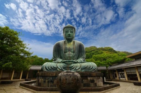 06. El Gran Buda de Kamakura, en Japón – Foto: bit.ly/1DEYKq1