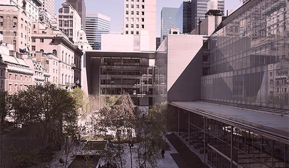 MoMA - Patio de Esculturas - Fotografía GV Gen´06. Pablo Canén