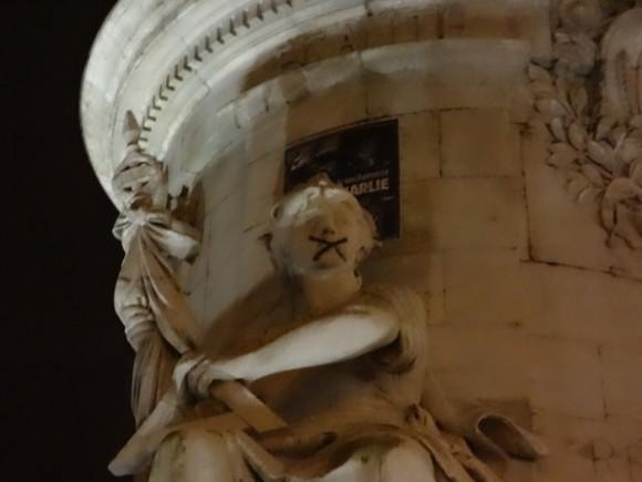 02. Place de la République. Foto: Paula Giordano