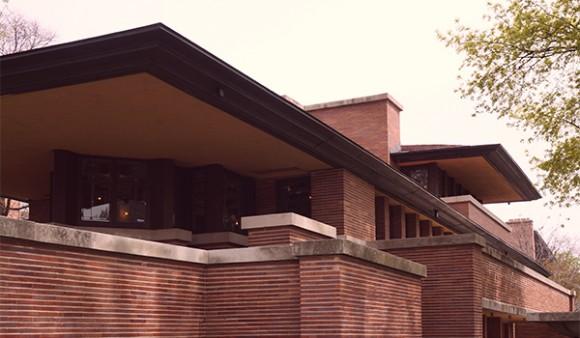 Exterior Casa Robie. Fotografía GV Gen´06. Pablo Canén