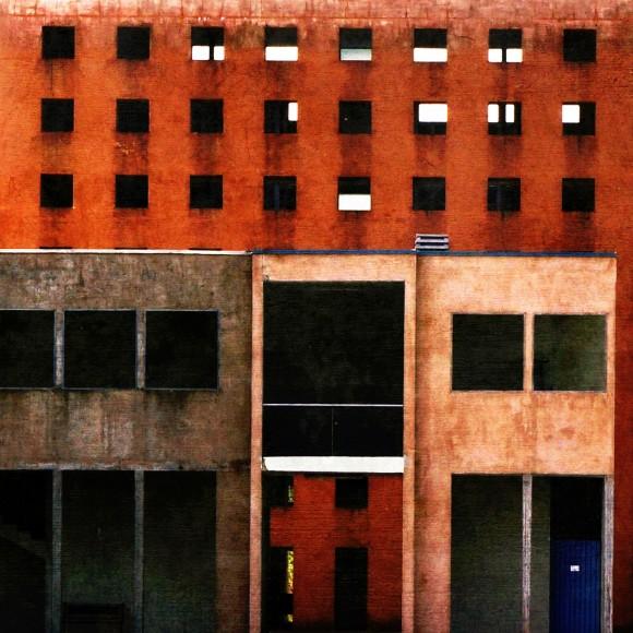 Detalle de fachada. Fotografía GV Gen´06. Pablo Canén