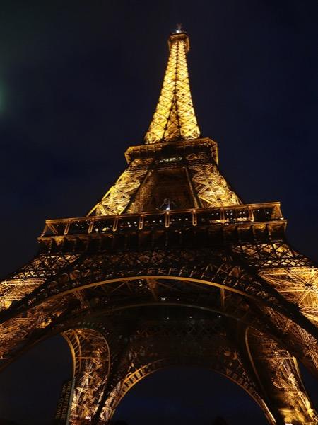 01. Torre Eiffel. Foto: Paula Giordano