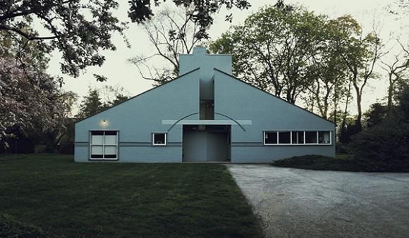Casa Vanna Venturi. Fotografía GV Gen´06. Pablo Canén