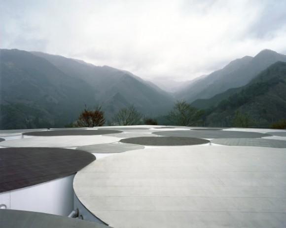 Vista parcial de techos