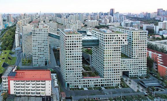 Inserción urbana