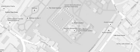 Ubicación - Google Maps