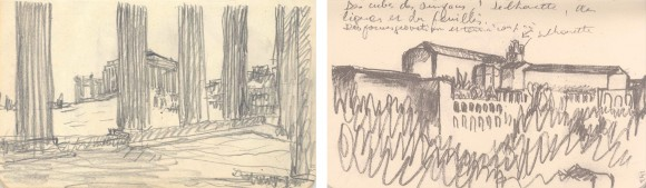 03 - Le Corbusier - Viaje de Oriente - 1911