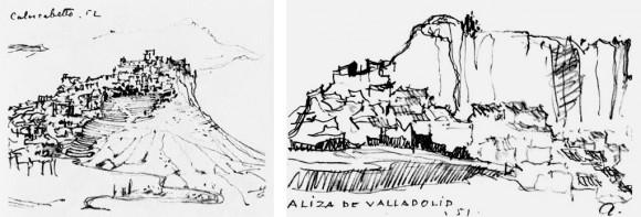 04. Croquis de Alvar Aalto