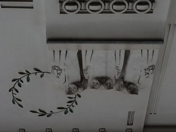 02. Detalles y ornamentos del Pabellón de exposiciones de la Secesión vienesa. Joseph Maria Olbrich
