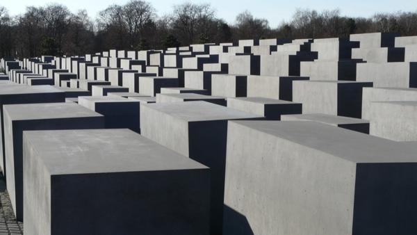 05. Monumento en Memoria de los Judíos Asesinados de Europa. Foto: Rodrigo Martín Iglesias.