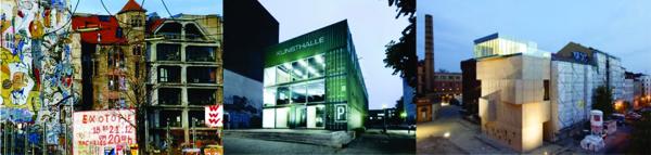 Fig. 10. Tacheles / Platoon Kunsthalle / Museo de Dibujos Arquitectónicos de la Fundación Tchoban.