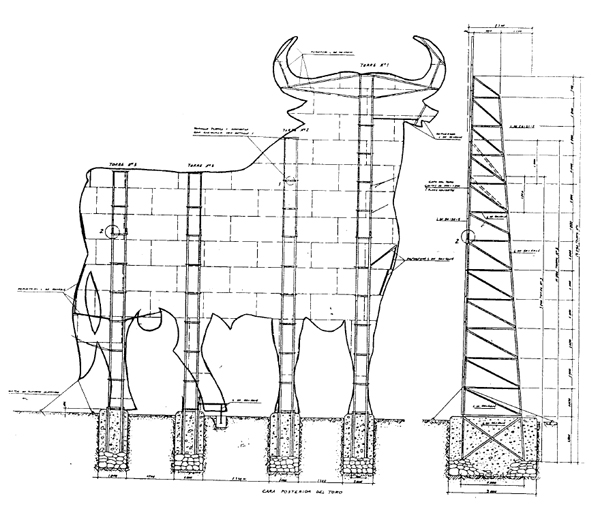 Fig. 05. Las entrañas del Toro. Recuperada el 21 de enero de 2015 de http://4.bp.blogspot.com/