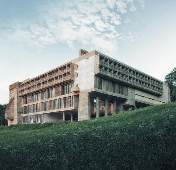 Convento de la tourette viaje 2015 for Articulos de arquitectura 2015