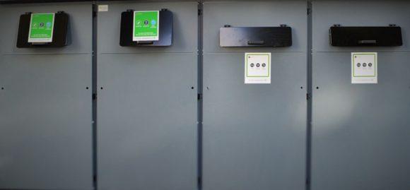 Figura 2: Dispositivos contenedores de Dinamarca
