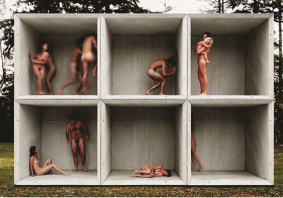 """Figura 1: Imagen extraída del libro """"Arquitectura y modos de habitar"""""""