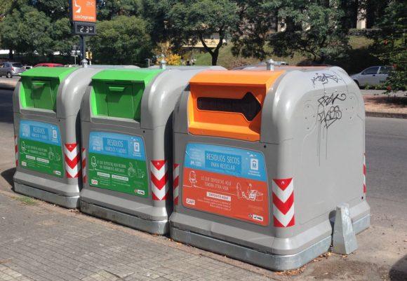 Figura 1: Nuevos contenedores en Montevideo