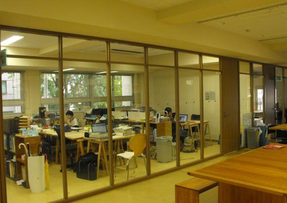 Figura 1: Aula Instituto Tecnológico en Japón. Foto: M. Berriolo