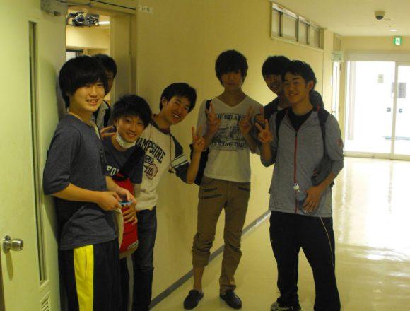 Figura 2: Estudiantes Japoneses en Oyama. Foto: M. Berriolo