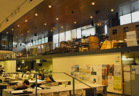 Figura 3: Universidad de la ciudad de Tokio Foto: M. Berriolo