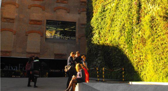 Figura 6: Caixa Fórum Madrid Herzog & De meuron. Foto: M. Berriolo