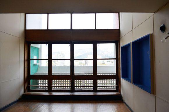 Figura 11: Fotografía viaje académico 2015 – Interior vivienda, espacio sala de estar
