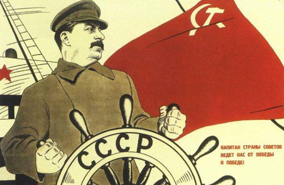 Figura 2: Joseph Stalin al mando de la URSS.