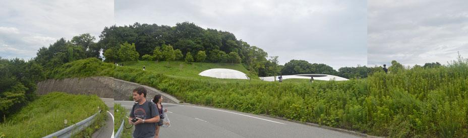 TESHIMA ART MUSEUM. Ryue Nishizawa – Rei Naito