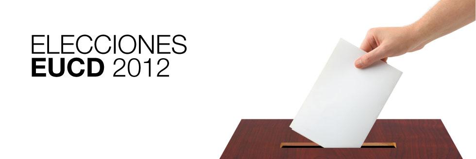 ELECCIONES OBLIGATORIAS EUCD