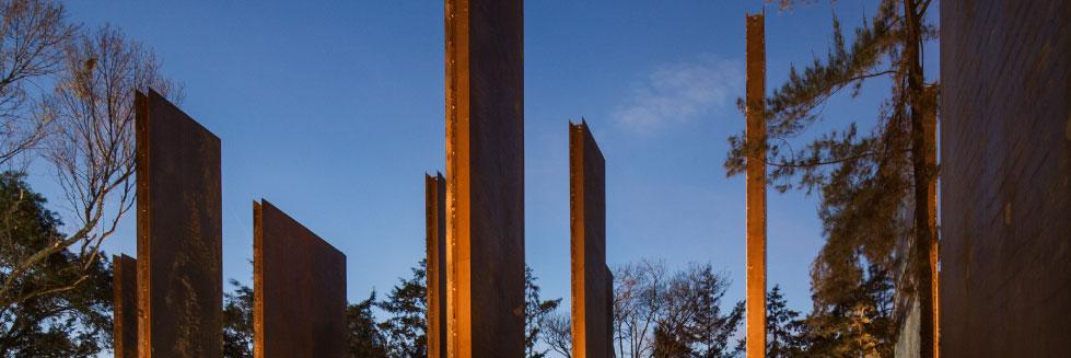 6+1 ideas construidas. Memorial a las Víctimas de la Violencia