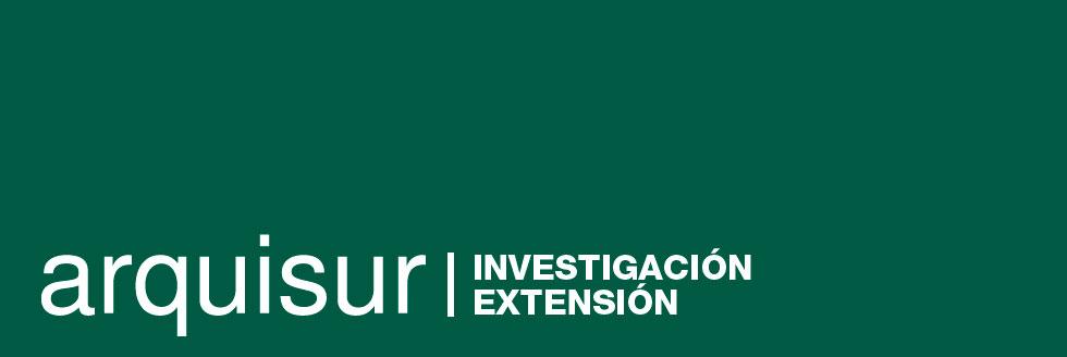 Premios Arquisur de Investigación y Extensión
