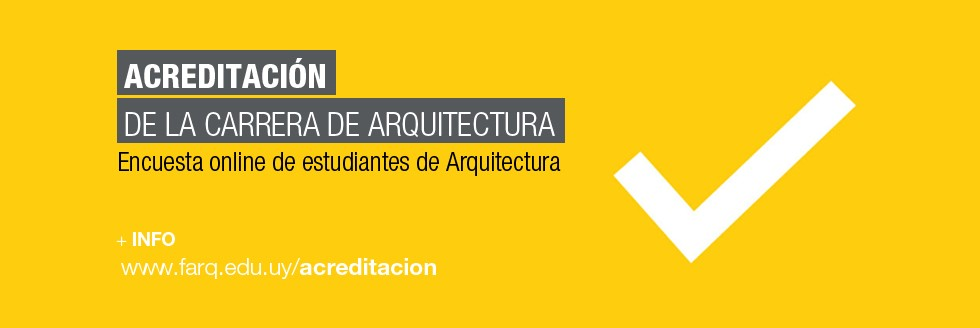 ENCUESTA ON-LINE ENTRE ESTUDIANTES DE ARQUITECTURA