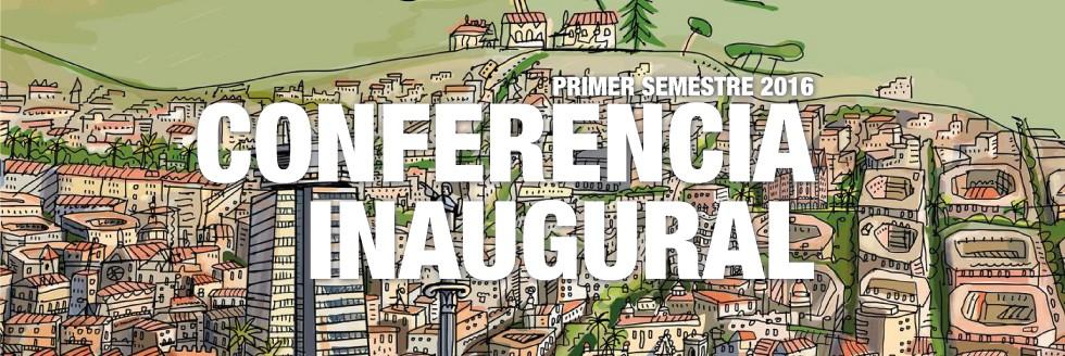 Conferencia Inaugural del primer semestre académico 2016