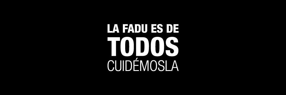 La FADU es de todos