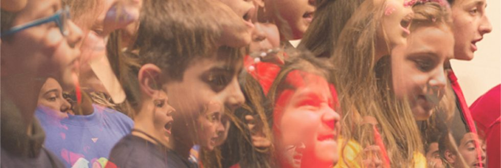 Tercer Festival de Coros Infantiles y Juveniles