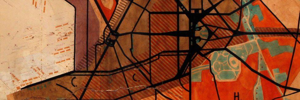 """Muestra: """"2015, Ciudad Futura. Horizonte del Plan Regulador de 1930"""""""