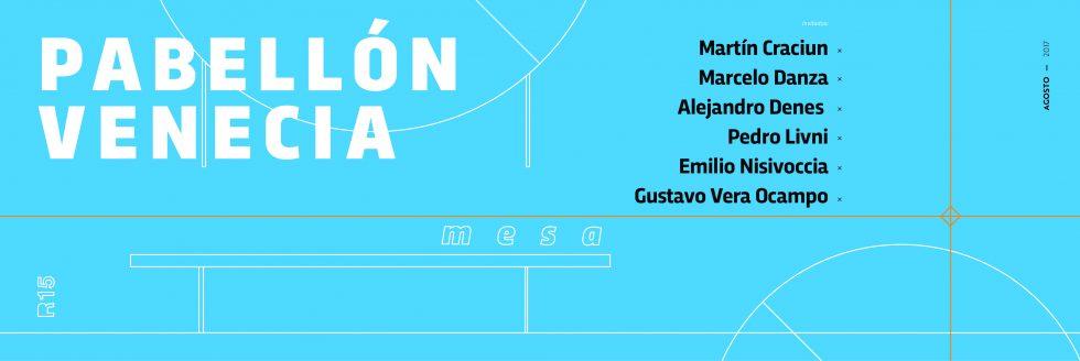 Pabellón Venecia | Conversaciones en torno al pabellón de Uruguay en la Bienal de Venecia