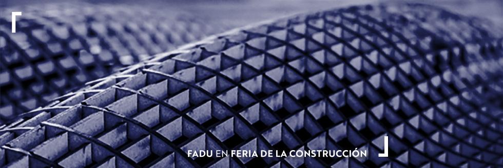 FADU presente en la Feria de la Construcción
