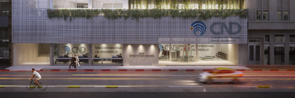 Exposición: Concurso Nacional de Arquitectura para las Fachadas de la CND