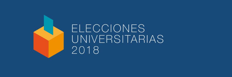 Elecciones Universitarias 2018