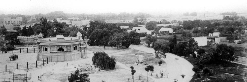 """Seminario de la Carrera 2018: """"El alojamiento de los pensionistas cautivos. Arquitecturas del Jardín Zoológico de Buenos Aires 1888-1924"""""""
