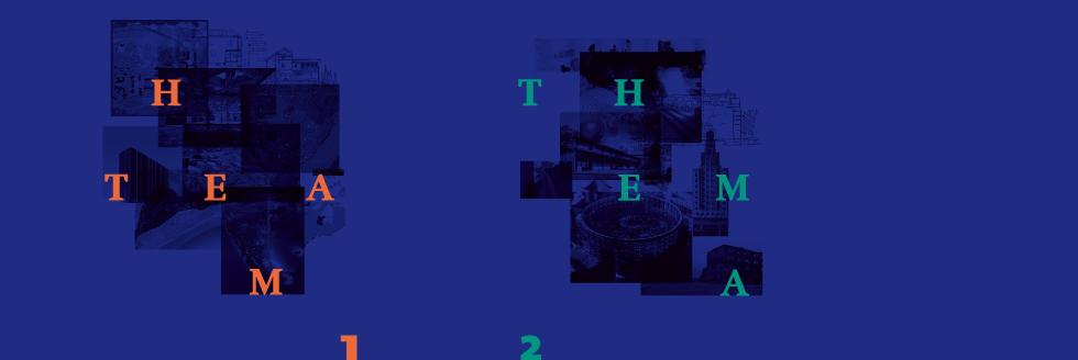 Presentación: Thema, publicación del Doctorado en Arquitectura