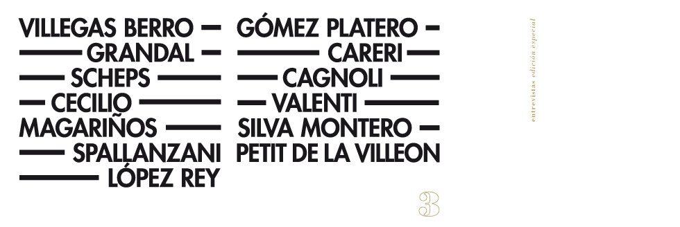 """Presentación del libro """"Entrevistas 3 – Edición especial"""""""