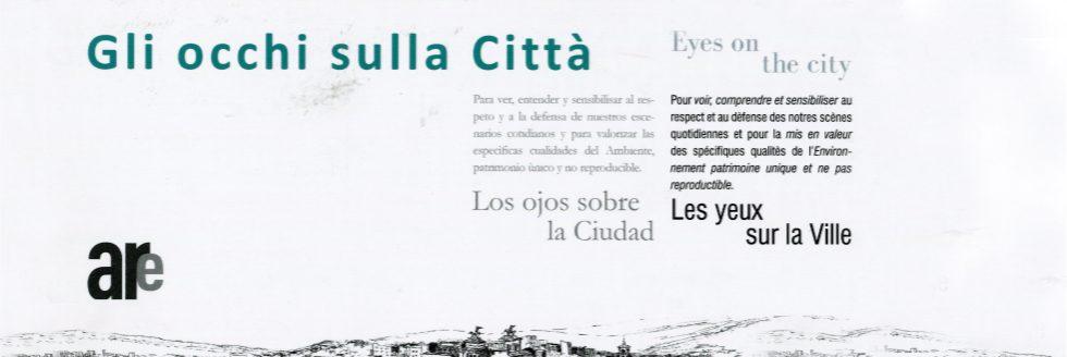 """Presentación de libro: """"Los ojos sobre la ciudad"""""""