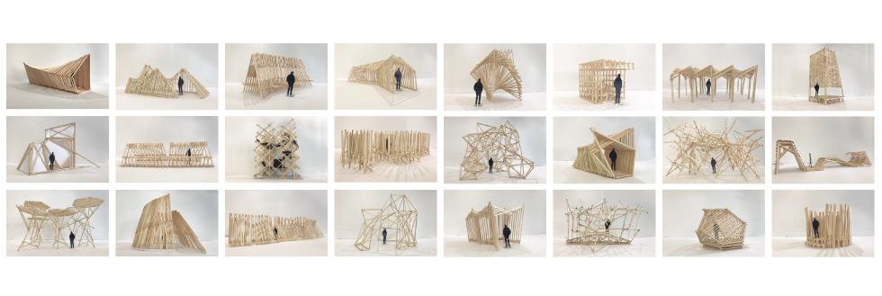 Especies de Espacios: Arquitectura a Escala Real | Taller Danza