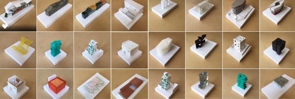 Exposición: Anatomías arquitectónicas