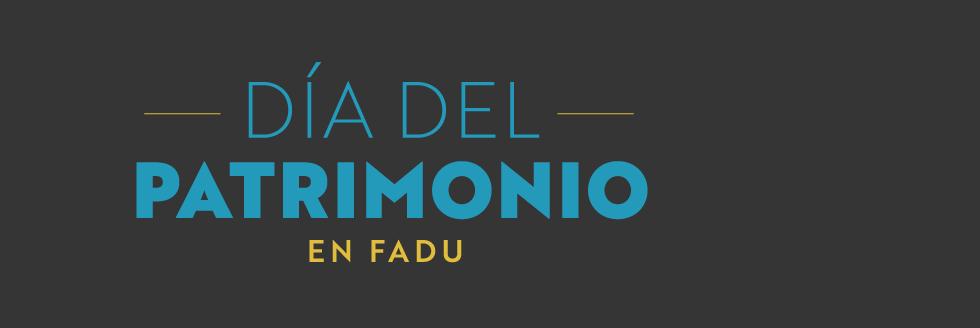 Día del Patrimonio en FADU